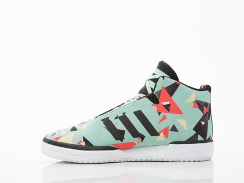 Adidas Originals In Blue Green Black White Veritas Mens