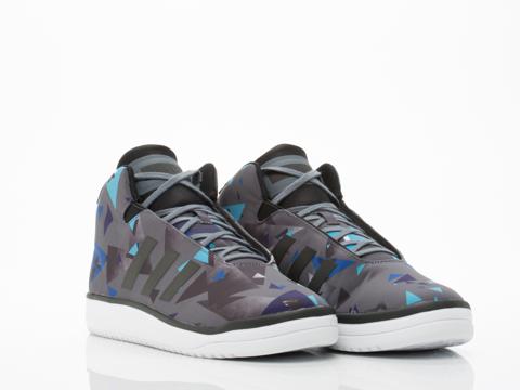 Adidas Originals In Onix Black White Veritas Mens