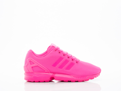 Adidas Originals In Pink ZX Flux