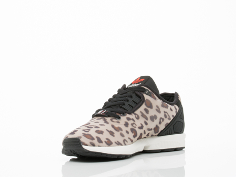Adidas Originals In Leopard ZX Flux Decon Mens