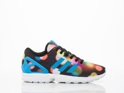 Adidas Originals In Multi Dots ZX Flux Mens