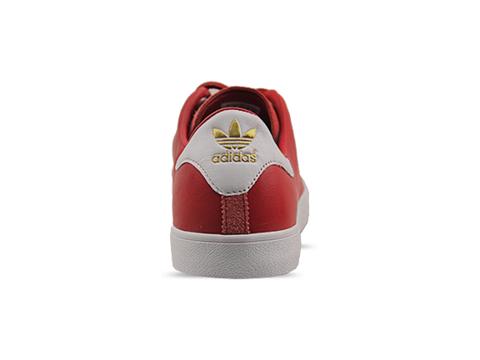 Adidas X David Beckham In Red Doley