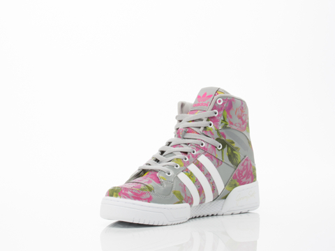 Adidas X Jeremy Scott In Floral JS Wings Mens
