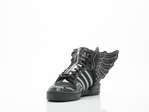 adidas jeremy scott wings 2.0 silver mesh