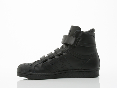 Adidas X Juun.J In Black Promodel 80s Hi JJ Mens