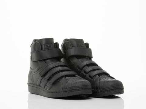 Adidas X Juun.J In Black Promodel 80s Hi JJ Womens