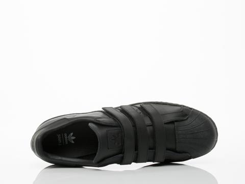 Adidas X Juun.J In Black Superstar 80s JJ Mens