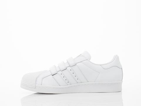 Adidas X Juun.J In White Superstar 80s JJ Mens