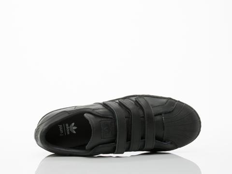 Adidas X Juun.J In Black Superstar 80s JJ Womens