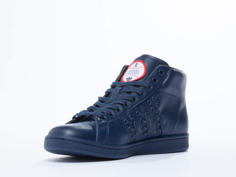 Adidas X Opening Ceremony In New Navy Baseball Stan Smith Mens