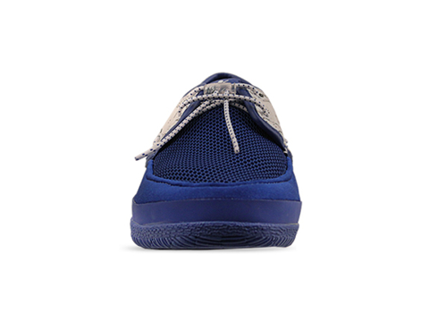 Adidas X Opening Ceremony In Blue Boat Swim Shoe