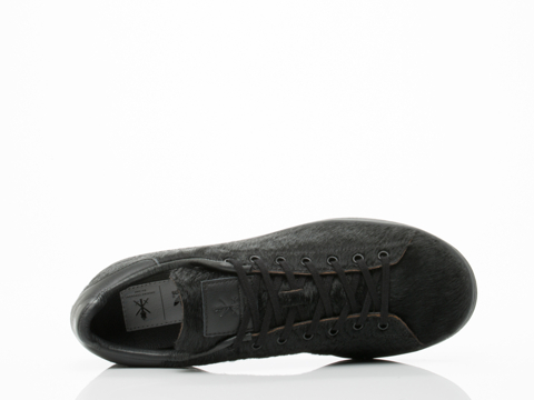 Adidas X Opening Ceremony In Black Hair Black Stan Smith Mens