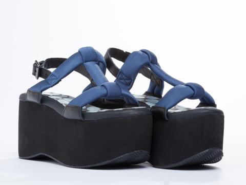 Adidas X Opening Ceremony In Deepest Blue Taekwondo Platform