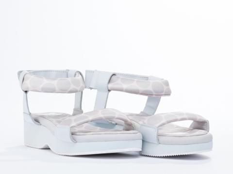 Adidas X Opening Ceremony In Shell Taekwondo Sandal