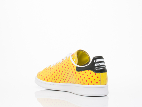 Adidas X Pharrell Williams In Yellow Red PW Stan Smith SPD