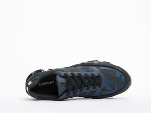 Adidas X Raf Simons In SupCol Night Sky Bounce