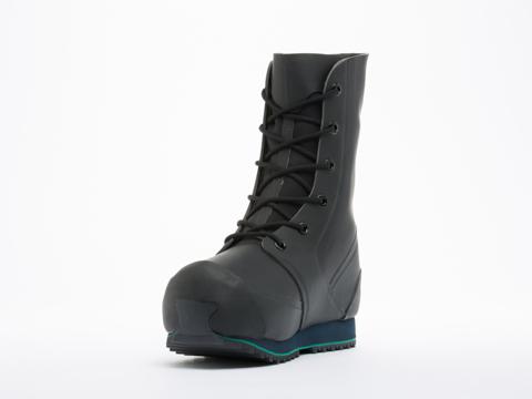 Adidas X Raf Simons In Black Silver Metallic Bunny Rising ST