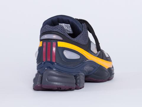Adidas X Raf Simons In Black Ozweego 1
