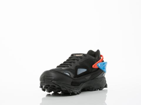 Adidas X Raf Simons In Black Blue Orange Response Trail