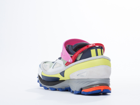 Adidas X Raf Simons In Dark Indigo Response Trail