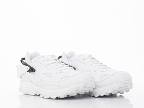 Adidas X Raf Simons In White White Black Response Trail