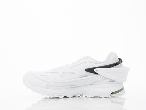 Adidas X Raf Simons In White White Black Response Trail Mens