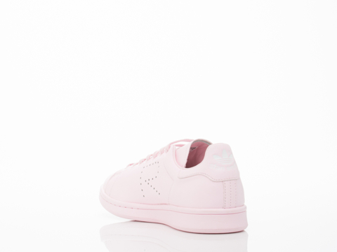 Adidas X Raf Simons In Pink Stan Smith Womens