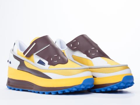 Adidas X Raf Simons In Pantone Mahogany Super Trekker 1 Mens