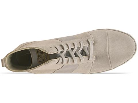 Adidas X Ransom In Grey Bone Army Tr Mid