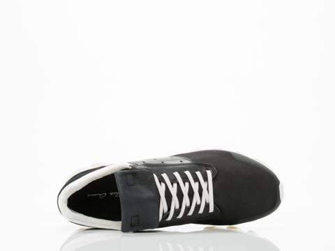Adidas X Rick Owens In Black Black White Springblade Low Mens