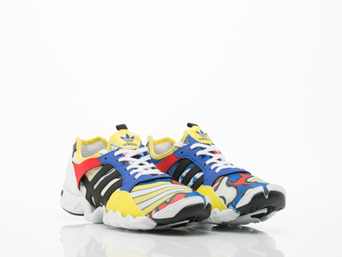 Adidas X Rita Ora In Blue Black Yellow SML W