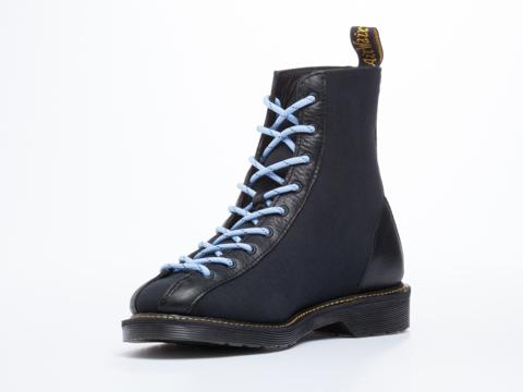 Agyness Deyn X Dr. Martens In Black Black Aggy LTT Boot