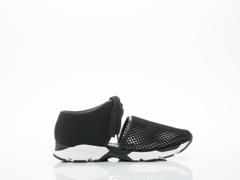 All Black In Black Amazing Mesh Sneaker