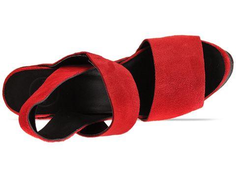 All Caps In Red Black Base Geranium