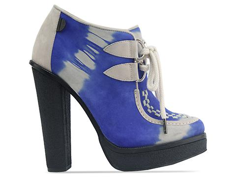 B Store X Underground In Blue Tye and Dye Debbie 1