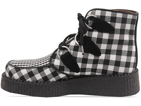 B Store X Underground In Gingham Wulfrun High Mens