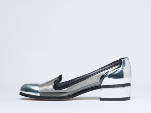 Beau Coops In Smoke Silver Rose