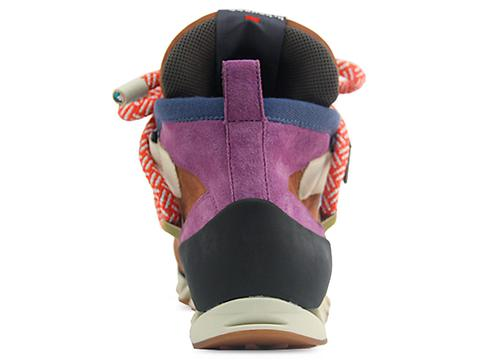 Bernhard Willhelm X Camper In Brown Purple Multi 36636 Mens