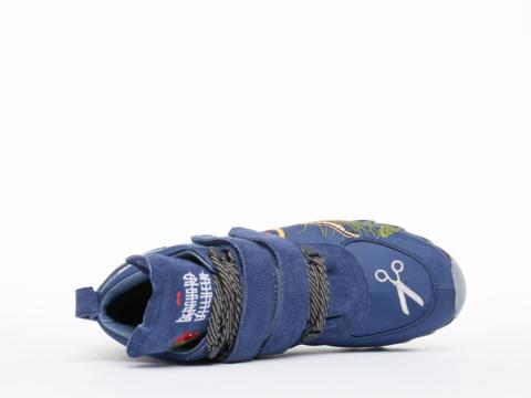 Bernhard Willhelm X Camper In Blue Fabric 46839
