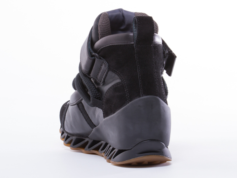 Bernhard Willhelm X Camper In Black Himalaya