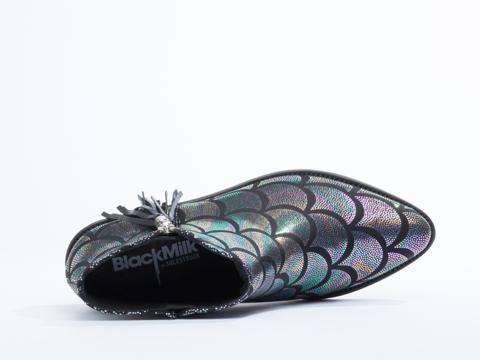 Black Milk Clothing X Solestruck In Mermaid Chameleon Bonnie