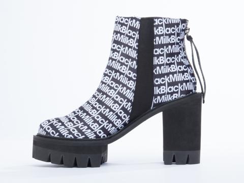 Black Milk Clothing X Solestruck In Black Milk Jovy-Anne