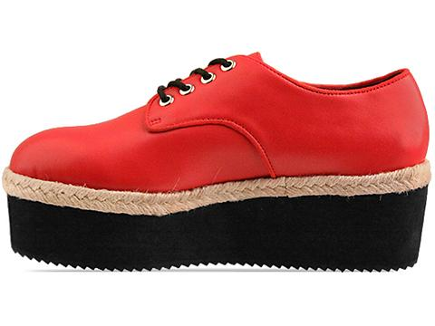 BOTB In Red Oxford