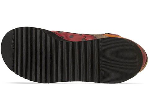 Buffalo X Solestruck In Polka Dots Red 1300-2 Mens