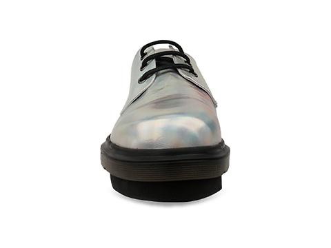 Buffalo X Solestruck In Spechio Silver 9020-2-16 Mens