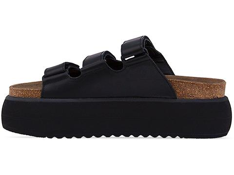 Buffalo X Solestruck In Nappa Negro 9035-211-01 Mens