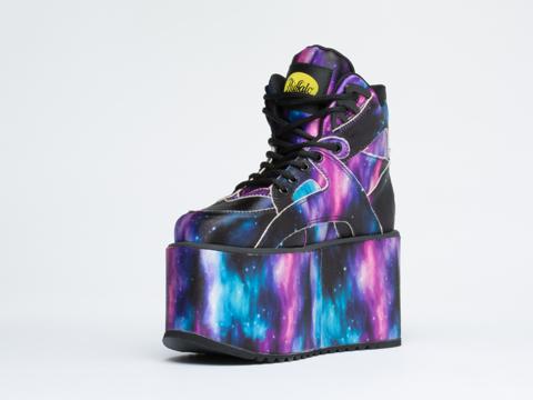 Buffalo X Solestruck In Cosmic Platform Mens