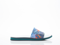Camper In Blue Multi K100074 TWS Mens