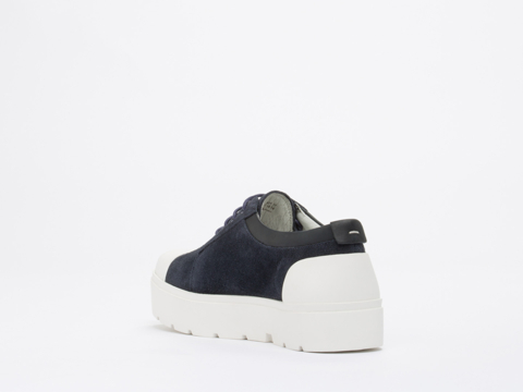 Camper In Navy White Vintar