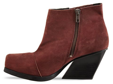 Cheap Monday In Wine Angle Low